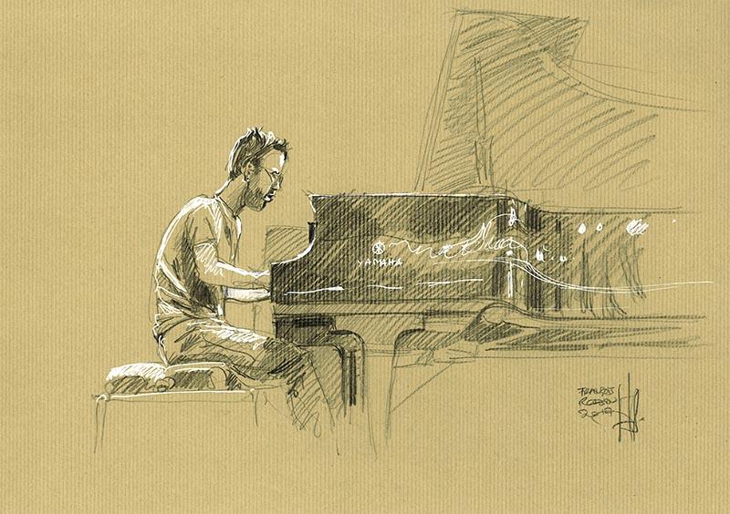 Yaron Herman Trio. Ce qui vit en nous