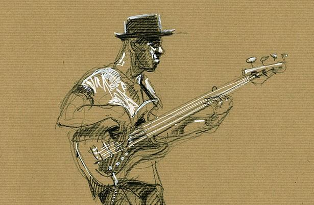 Porte-folio. Marcus Miller.
