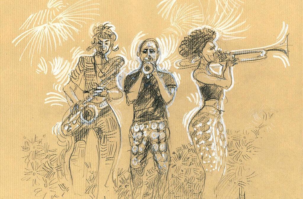 L'Afro Carnaval des Animaux